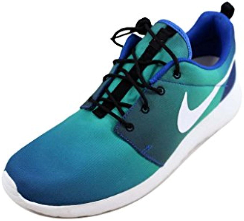 Nike Roshe One Print 655206-414  Zapatos de moda en línea Obtenga el mejor descuento de venta caliente-Descuento más grande