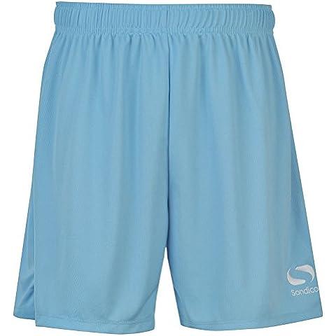 Sondico para hombre Core fútbol pantalones cortos deportes pantalones de entrenamiento para hombre