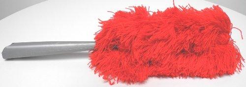 Meiko Acryl-Gabelmop rot 40cm zum Aufstecken