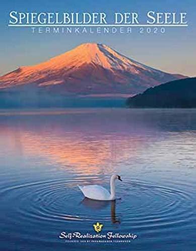 Spiegelbilder der Seele 2020: Fototerminkalender