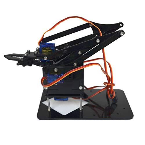 Cikuso Roboter Arm Satz P?dagogischer Roboterklauen Set Multi Schrauben Zubeh?r für Raspberry Pi ( Board)