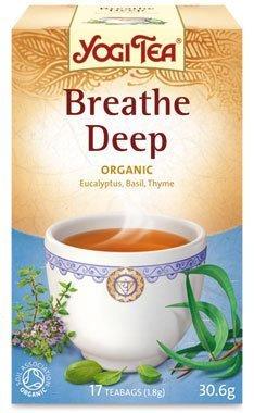 Yogi - Organic Breathe Deep Tea - 15 Bag(S) by Yogi