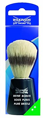 Wilkinson Sword Shaving Brush Pure Bristle with roof Imitation QTY: 1
