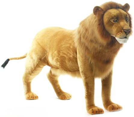 Hansa - Peluche Lion  4 Pattes 178cmL* B005MNZ7KS B005MNZ7KS B005MNZ7KS b2cdc7