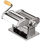 Máquina manual para hacer pasta fresca - Lasañas, Tallarines y Espaguetis - INOX