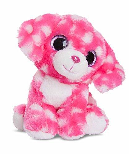 aurora-world-candies-dog-twinkie-plush-toy-pink-neon-by-aurora