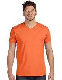 Hanes 4.5 oz. 100% Ringspun Cotton nano-T V-Neck T-Shirt