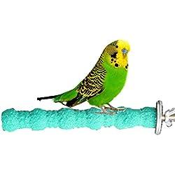 Pedestal para pájaros, tipo loro africano, guacamayo, cacatúa, loro