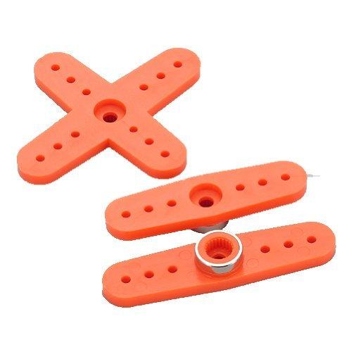 KO Propo Servo Horn Set (Orange) by Ko Propo