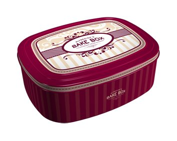 Alfredina's Bake Box (Viva Vintage-0005)