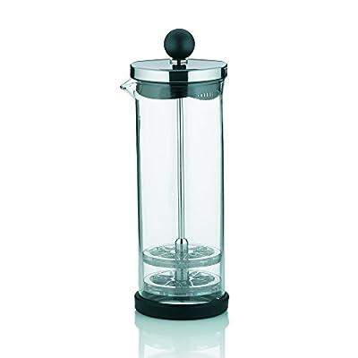 Kela théière en verre avec filtre amovible,'Auron'