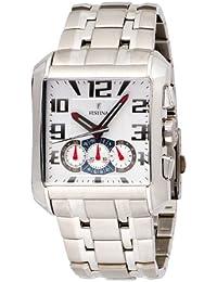 Amazon.es  festina relojes - Cuadrado   Relojes de pulsera   Hombre ... d0e948855bf3