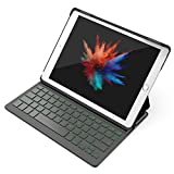 Best Ipad Air Case With Keyboard Bluetooth Backlits - Inateck Backlit iPad Bluetooth Keyboard Case, Keyboard Cover Review