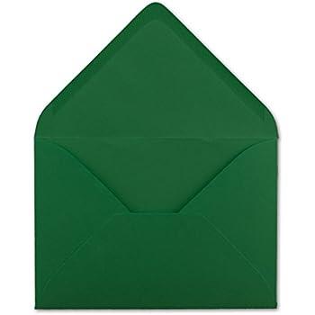 120 g//m/² Nassklebung Brief-H/üllen ohne Fenster f/ür Einladungen von Ihrem Gl/üxx-Agent 11,4 x 16,2 cm 100 DIN C6 Briefumschl/äge Honiggelb