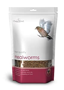 Chapelwood Mealworms 1kg
