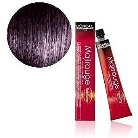 Loreal Majirouge C3.20, oscuro violeta intenso marrón, 1 pieza