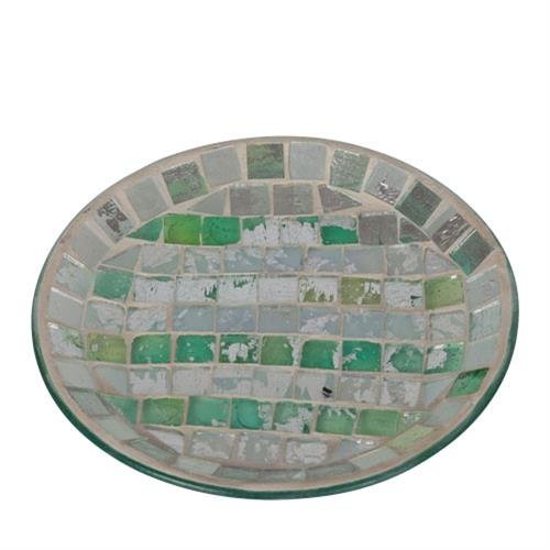 woodwick-summer-meadow-candle-plate-fresh-green-mosaic-finish-suitable-for-woodwick-10-22oz-candles