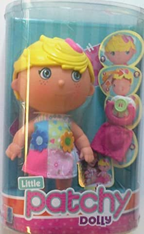 Large Doll Little Patchy Dolly Blonde Hair 21cm Doll by Zapf Creation
