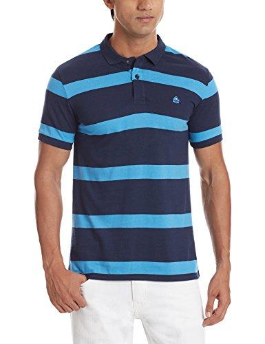 United Colors of Benetton Men's Polo (8903975244030_16A3FSCJ4012I_M_Blue-A48)