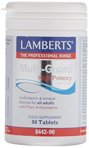 Lamberts Multiguard - Vitaminas, 90 Tabletas