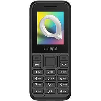Alcatel GSM/20 45X 2045 Sim-Free Mobile Phone - Black: Amazon co uk