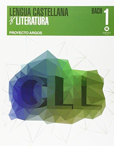 Lengua y literatura NB1 (Argos) - 9788415721208 por Fracisca Sánchez Pinilla