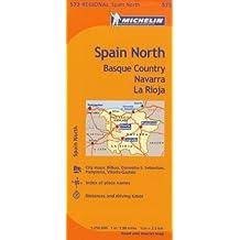 Michelin Spain North, Basque Country, Navarra, La Rioja