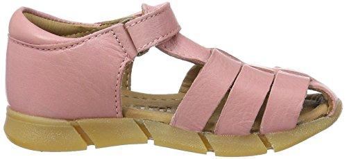 Bisgaard Sandalen, Sandales  Bout ouvert mixte enfant Pink (702 Rose)