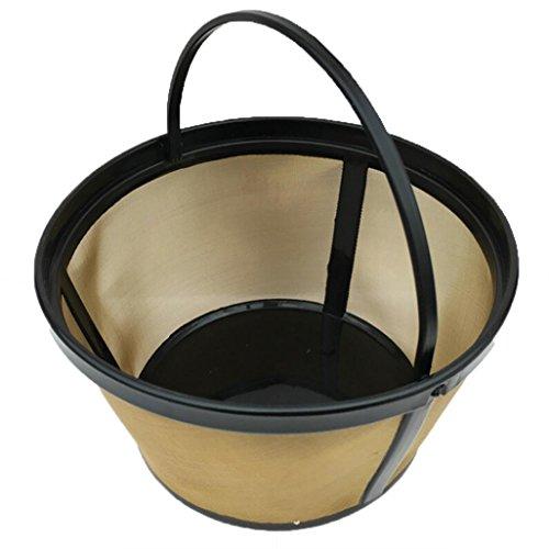 Permanent Gold Ton Kaffee Filter A gold (Baseball-kuchen-dekorationen)