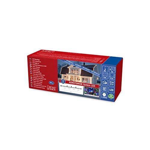 Konstsmide 4850-507 Extension pour Système LED, Plastique/, 1 W, Multicolore, 500 x 1 x 1 cm