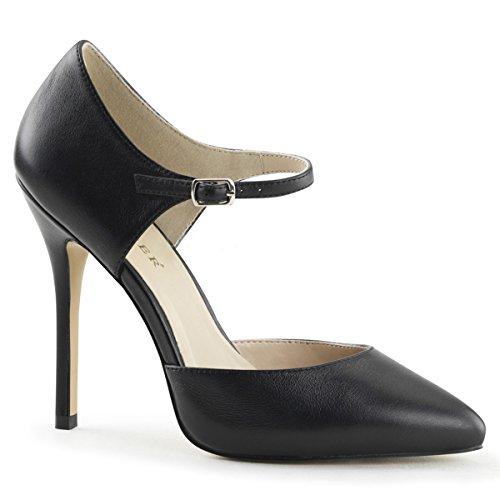 Heels-Perfect, Scarpe col tacco donna Nero (Nero (nero))