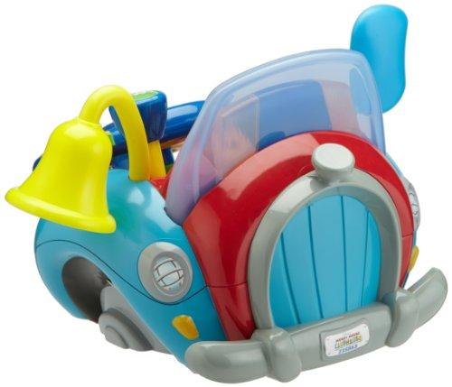 Imagen principal de Mickey Mouse 180055 - Juego de conducción para bebés