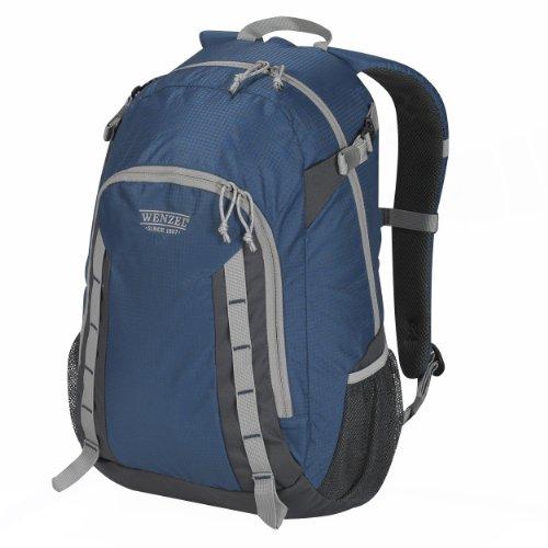 wenzel-tagesrucksack-wenzel-daypacker-saco-de-dormir-rectangular-para-acampada-color-azul-oscuro-tal