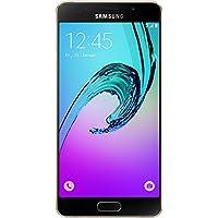 Samsung Galaxy A5 (2016) - Smartphone libre Android (5.2'', 13 MP, 2 GB RAM, 16 GB, 4G), color dorado