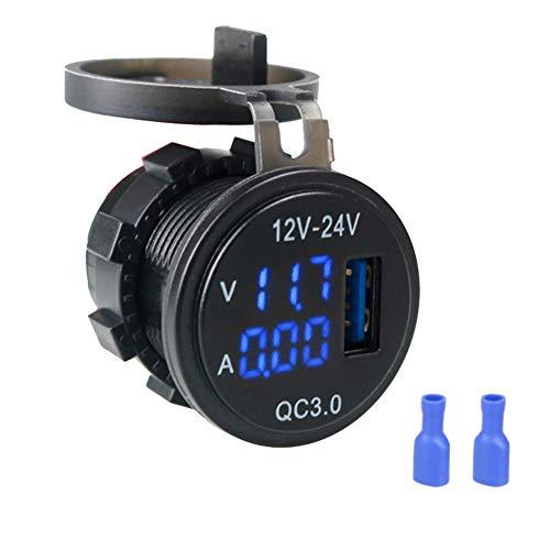 Schema Elettrico Voltmetro Per Auto : 🔝 caricabatterie per barca quick migliore più venduto collezione
