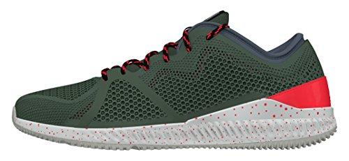 adidas Damen Crazymove Bounce W Turnschuhe Verde (Verbas / Negbas / Rojimp)