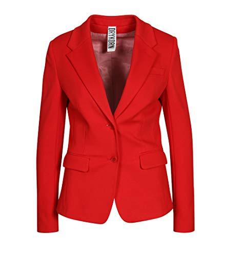 drykorn anzuege Drykorn Damen Blazer Boulder in Rot 55 Red 3