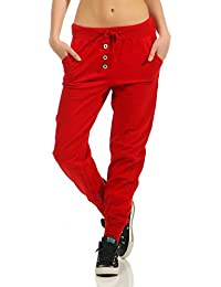 Suchergebnis auf Amazon.de für  rote jogginghose - Damen  Bekleidung e0fa0854b9