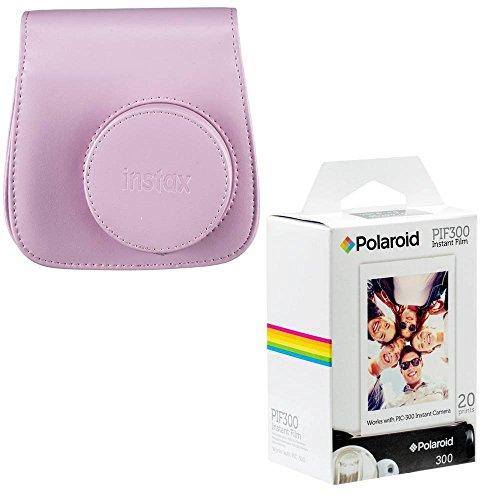 Polaroid-PIF300-Sofortfilm – Konzipiert für Den Gebrauch mit Fujifilm-Instax-Mini- und PIC-300-Kameras (20er Packung) Paket (Kamera Polaroid 300)