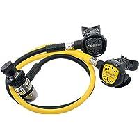 Cressi HY788051 -  Set regulator de buceo  XS COMPACT + AC2 DIN