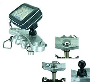 Attelage 40 - 5inch XL écran NAVIGATION GPS MOTO Attelage VIS BOUCHON Support ( SKU 16712)
