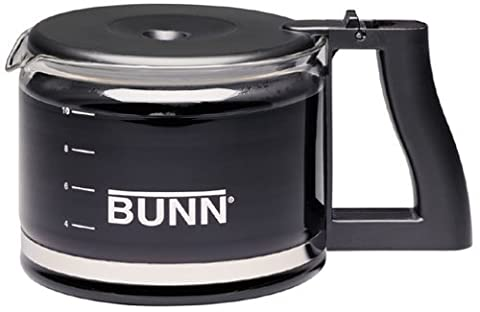 BUNN NCD 10-Cup Black Coffee Decanter by BUNN (Bunn Decanter)