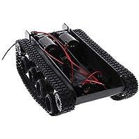 FXCO - Amortiguador de balancín, robot de equilibrio, plataforma de chasis, mando a distancia, DIY para Arduino