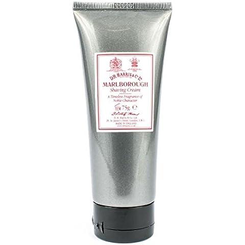D R Harris Marlborough Shaving Cream Tube 75g