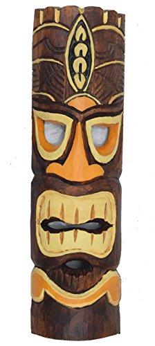 Tiki-pared-Mscara-de-madera-en-50-cm-en-Tiki-Hawaii-Style-Decoracin-Pared-Mscara