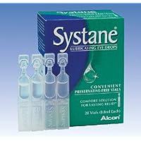Systane befeuchtende Augentropfen - 28 Einzel-Ampullen preisvergleich bei billige-tabletten.eu