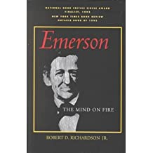 [(Emerson: The Mind on Fire)] [Author: Robert D. Richardson] published on (November, 1996)