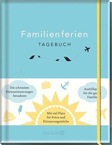 Preisvergleich Produktbild Familienferientagebuch