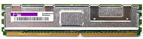 4GB Nanya DDR2 RAM PC2-5300F 667MHz 2Rx4 ECC FBDIMM NT4GT72U4ND1BD-3C 398708-061 (Zertifiziert und