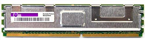 2GB Kit (2x1GB) Dell RAM PC2-5300F ECC FB-DIMM SNP9F030CK2/2G M395T2863QZ4-CE65 (Generalüberholt) -